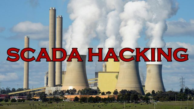 SCADA Hacking – Industrial Systems Woefully Insecure