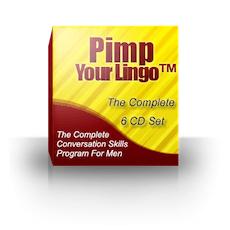 Pimp Your Lingo: Advanced Conversation Skills Training For Men Reviews