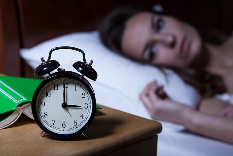 insomnia Chronic Anxiety