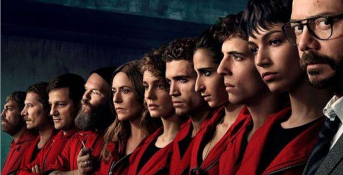 La Casa Di Carta Torna Su Netflix Disponibile Da Oggi La