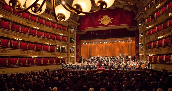Al Teatro alla Scala prime riprese tv 4K e diretta ...