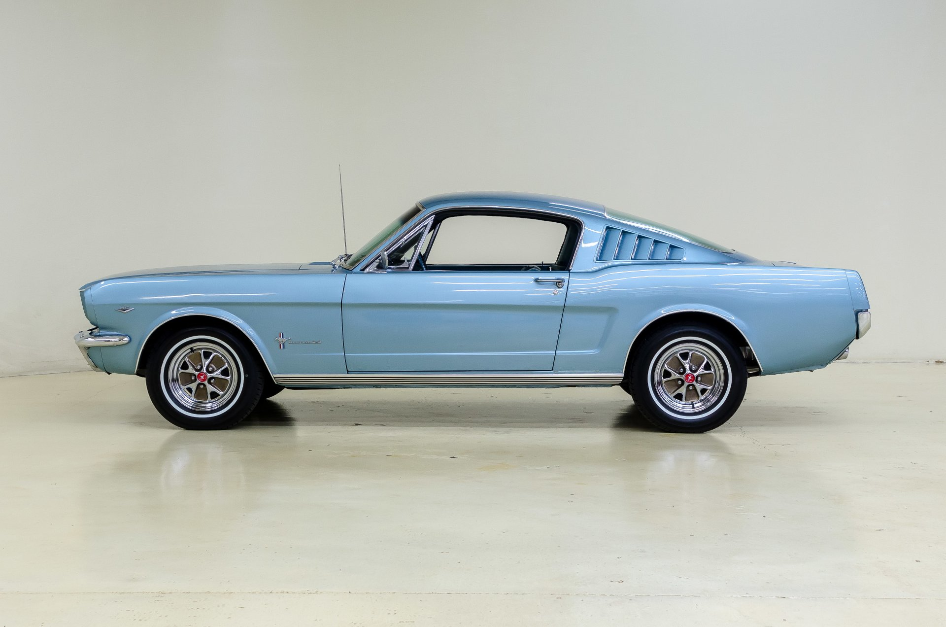 Took a little over 5 years to complete. 1965 Ford Mustang 2 2 Fastback Auto Barn Classic Cars