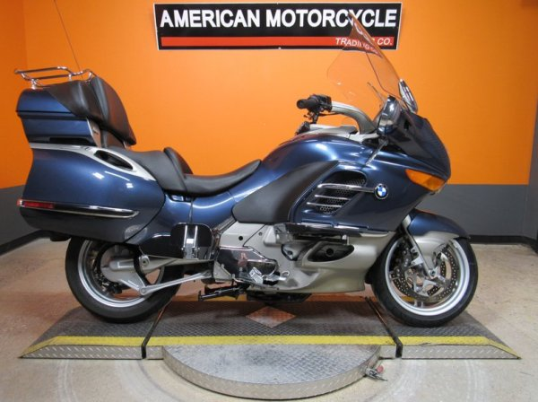 2005 BMW K1200LT   American Motorcycle Trading Company ...