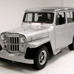 1962 Willys Jeep Classic Auto Mall