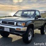 1995 Toyota Tacoma Davis Autosports
