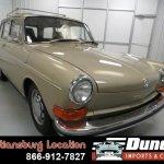 1970 Volkswagen Type 3 Duncan Imports Classics