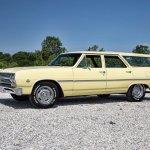 1965 Chevrolet Malibu Fast Lane Classic Cars