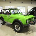 1968 Ford Bronco Fusion Luxury Motors