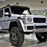 2017 Mercedes Benz G Class Fusion Luxury Motors