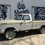 1969 Ford F250 Gas Monkey Garage