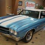 1970 Chevrolet Chevelle Ideal Classic Cars Llc