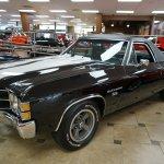 1971 Chevrolet El Camino Ideal Classic Cars Llc