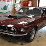 1969 Ford Mustang Ideal Classic Cars Llc