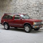 1992 Chevrolet Blazer Motorcar Studio