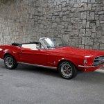 1967 Ford Mustang Motorcar Studio