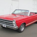 1966 Ford Fairlane 500 Old Forge Motorcars Inc