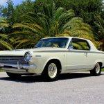 1964 Dodge Dart Pj S Auto World Classic Cars For Sale
