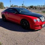 2005 Bentley Continental Gt Custom Premier Auction