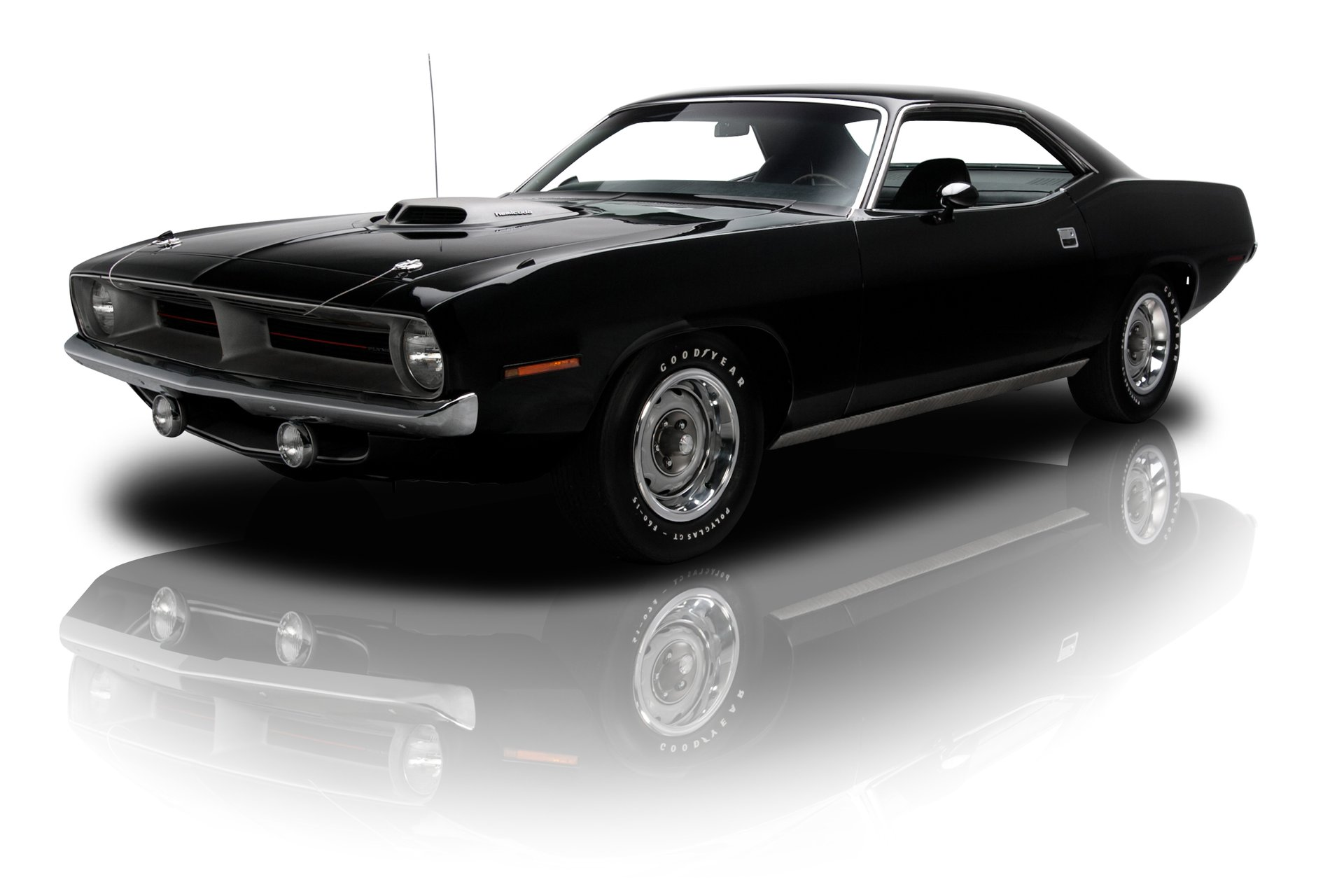 134267 1970 Plymouth Cuda Rk Motors Classic Cars For Sale