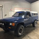1984 Toyota Pickup Savannah Classic Cars