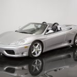 2003 Ferrari 360 For Sale St Louis Car Museum