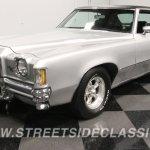 1972 Pontiac Grand Prix Classic Cars For Sale Streetside Classics The Nation S 1 Consignment Dealer