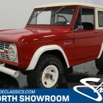 1968 Ford Bronco Classic Cars For Sale Streetside Classics The Nation S 1 Consignment Dealer