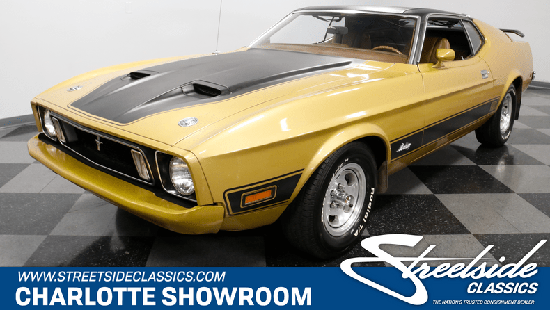 We're in the same boat. 1973 Ford Mustang Classic Cars For Sale Streetside Classics