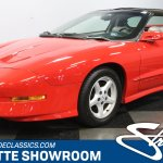 1995 Pontiac Firebird Classic Cars For Sale Streetside Classics The Nation S 1 Consignment Dealer