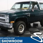 1988 Chevrolet Blazer Classic Cars For Sale Streetside Classics The Nation S 1 Consignment Dealer