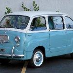 1962 Fiat 600 The Barn Miami