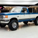 1988 Ford F150 Classic Cars For Sale Michigan Muscle Old Cars Vanguard Motor Sales