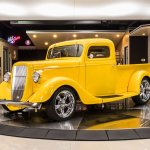 1935 Ford Pickup Classic Cars For Sale Michigan Muscle Old Cars Vanguard Motor Sales