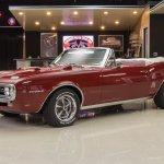 1967 Pontiac Firebird Classic Cars For Sale Michigan Muscle Old Cars Vanguard Motor Sales