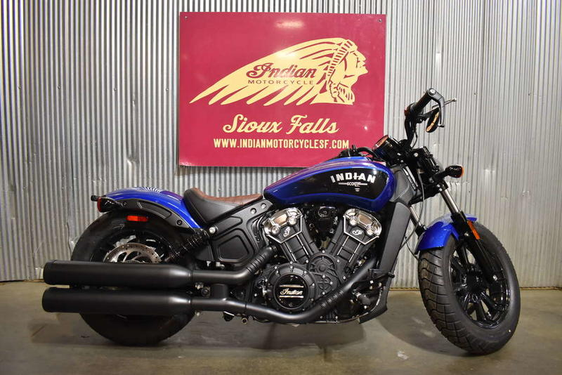 2019 Indian Motorcycle Scout Bobber