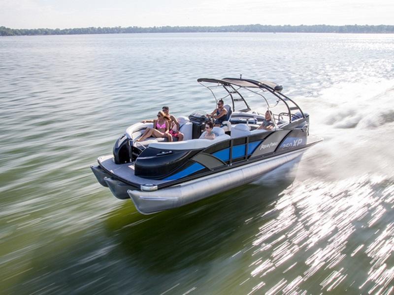 aqua patio pontoon boats for sale in