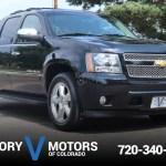 2013 Chevrolet Avalanche Ltz Black Diamond Victory Motors Of Colorado
