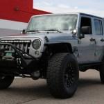 2014 Jeep Wrangler Unlimited Rubicon Rocky Mountain Eurosport