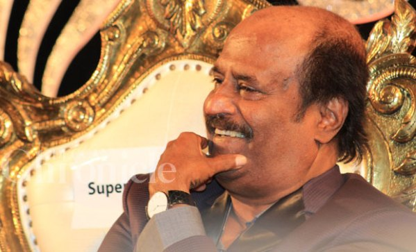 Rajinikanth and Sonakshi Sinha launch the much awaited ...