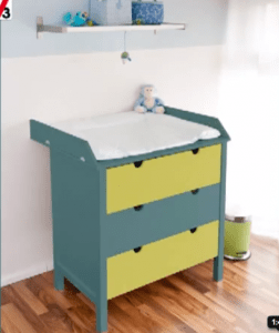 meuble pour tout peindre sans poncer