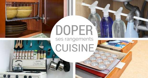 4 astuces rangement cuisine qui