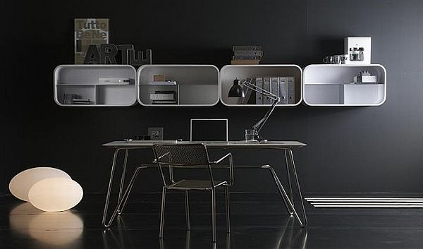 Exquisite Modern Shelving Units For A Personalized Space
