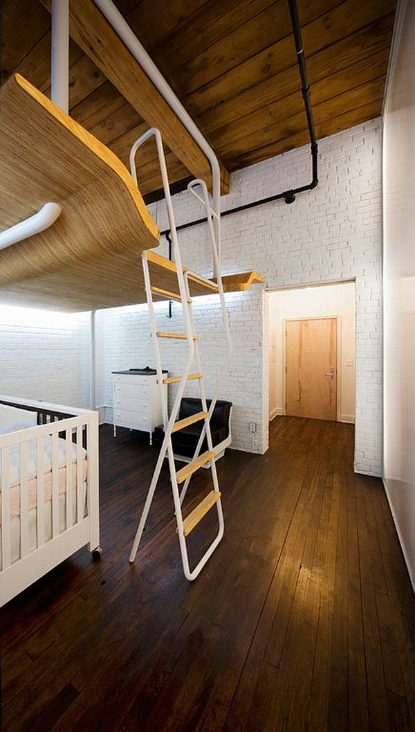 Small Apartment Transformed Into A Versatile Living Space