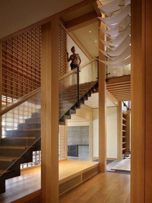 Astonishing Villa Design Inspired By Japanese Architecture
