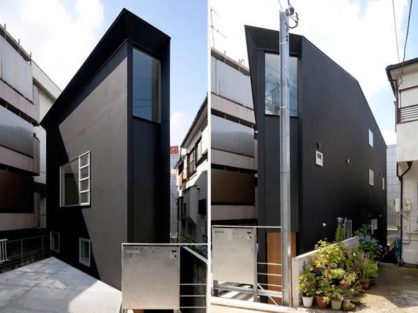 OH House By Atelier Tekuto Boasts Voluminous Interiors