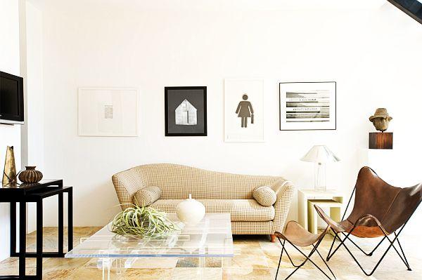 Neutral Home Interior Decor