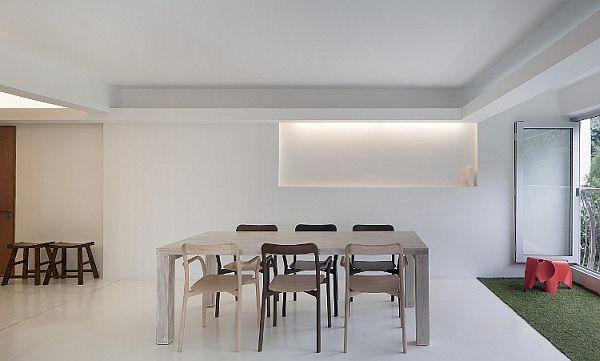 Minimalist Singapore House 2 Minimalist Singapore House Redefines Open Spaces Concept