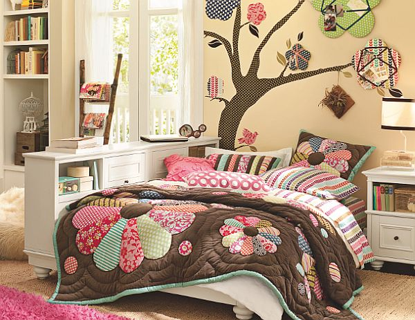 Teenage Girls Rooms Inspiration: 55 Design Ideas on Girls Teen Room  id=16391