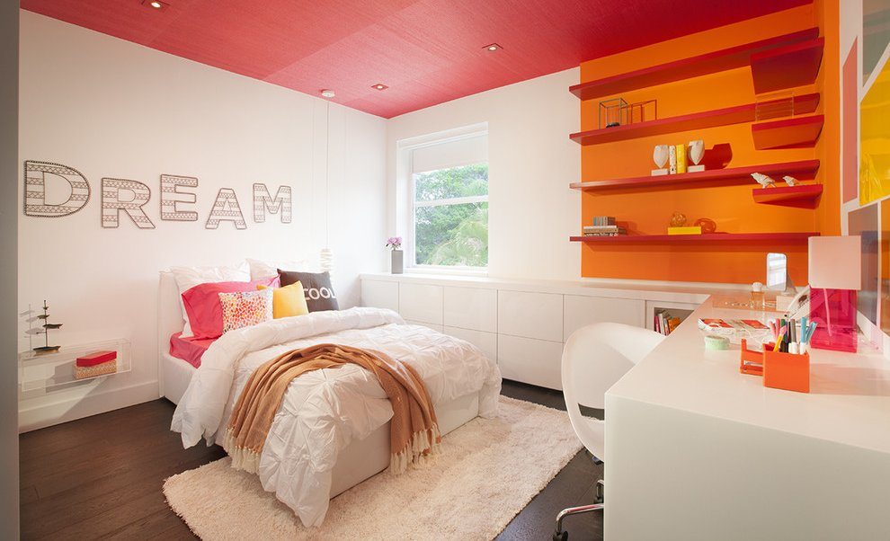 Teenage Girls Rooms Inspiration: 55 Design Ideas on Teen Room Girl  id=71921