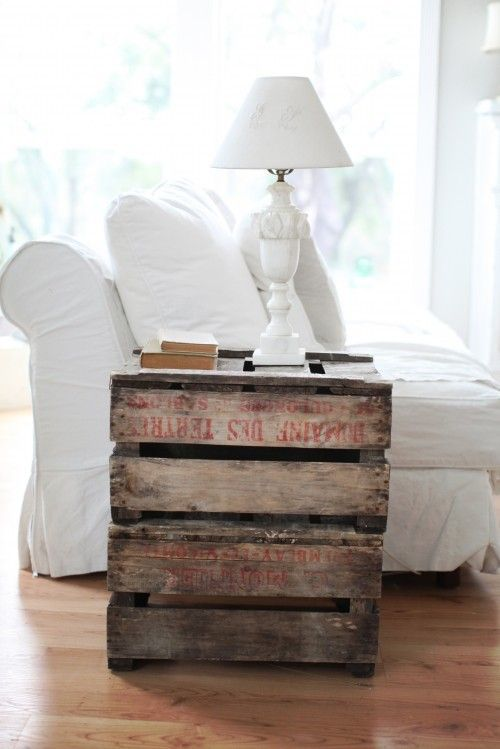 Pallet Furniture Recycling Pallets Into Unique Furniture
